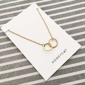 Jewelry - 18K rose gold plated